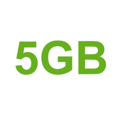 Zusatzspeicher-5GB